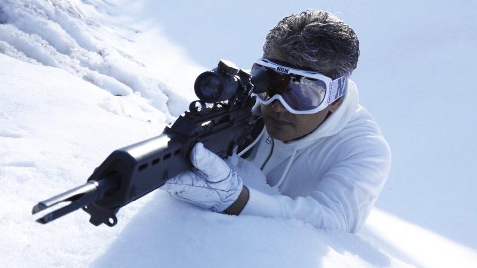 Ajith's Vivegam teaser,Ajith Kumar,Vivegam