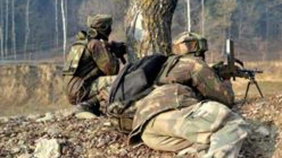 Indian troops along the LoC in Poonch have fallen victims to alleged sniper fire from Pakistani side in the last two days.