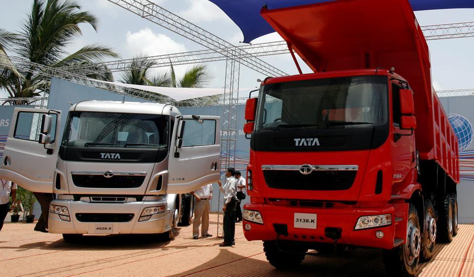 Tata Motors, the country's largest truck and bus maker, has unsold stock of about 15,000 commercial vehicles while its dealers hold around 3,000 units.
