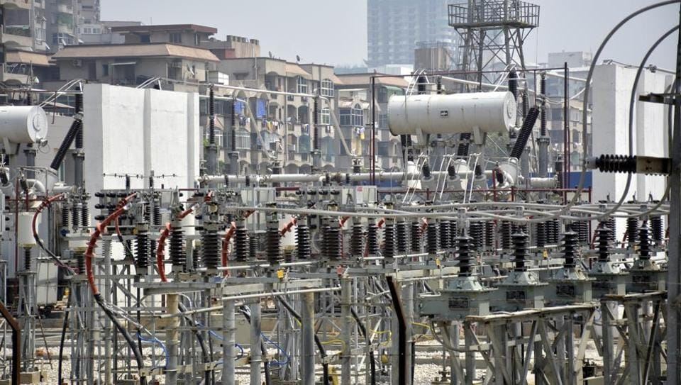 Ghaziabad power supply