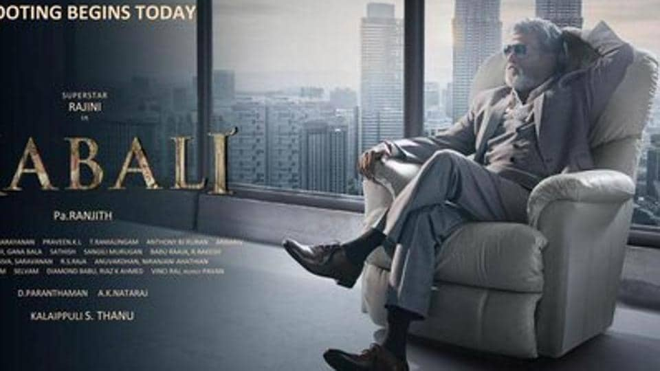 Rajinikanth was last seen in Kabali.