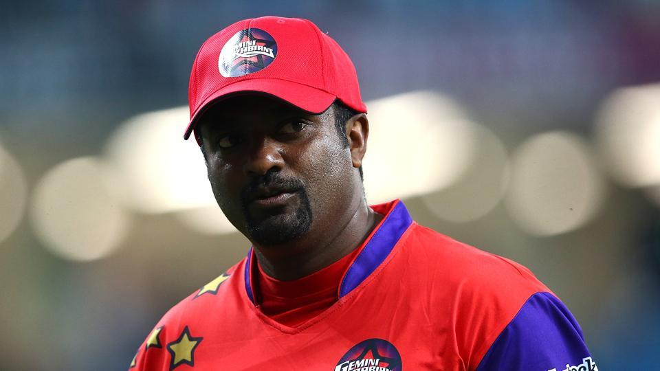 Muttiah Muralitharan will be formally inducted into the ICC Hall of Fame during Champions Trophy later this year.