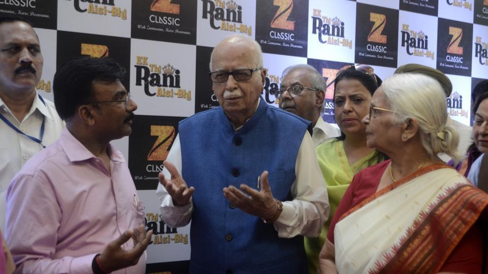 BJP veteran LK Advani will be tried for conspiring to demolish the Babri masjid .