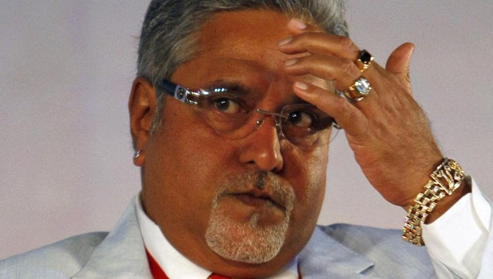 Business tycoon Vijay Mallya is wanted in India for loan default of over Rs 9,000 crore.