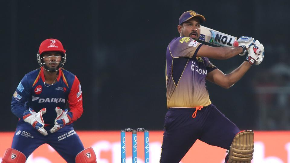 Yusuf Pathan guided Kolkata Knight Riders to a win against Delhi Daredevils with a 39-ball 59 in their 2017 Indian Premier League match at the Feroz Shah Kotla Stadium in Delhi on April 17.