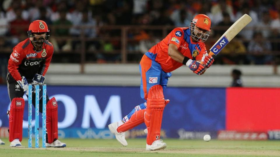 Suresh Raina started off well, but was dismissed by Chahal for 23 soon after. (BCCI)