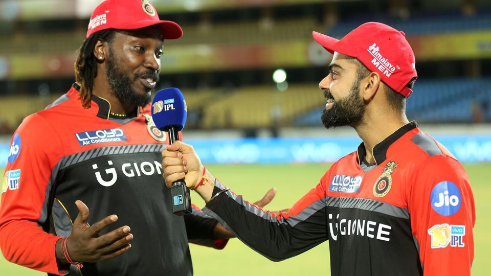 At the end of the match, the two shared a light-hearted moment. It was Virat Kohli who threw the questions at the Caribbean all-rounder. (BCCI )