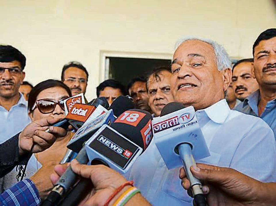 Haryana BJP,Gurgaon BJP controversy,Umesh Aggarwal