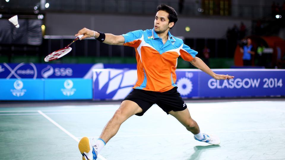 Parupalli Kashyap,Harsheel Dani,China Masters GP Gold