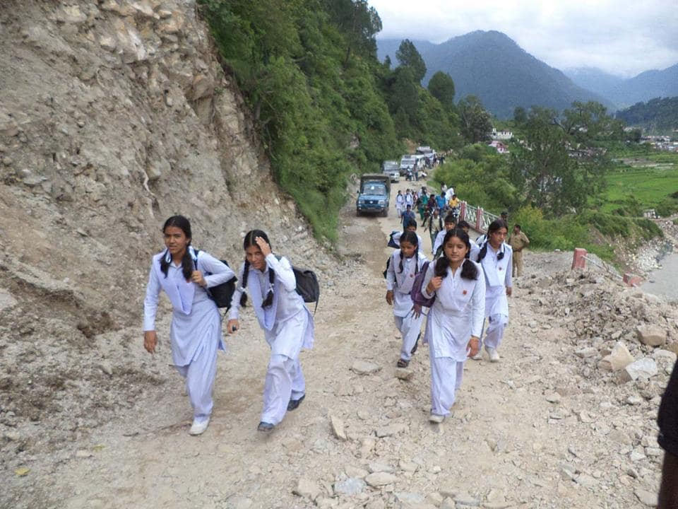 Uttarkashi,earthquake resilient,NDMA