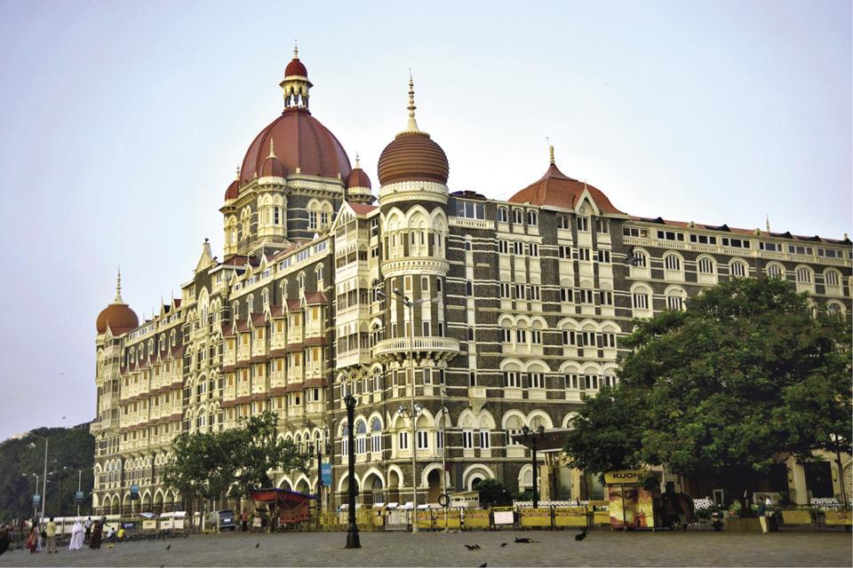 Ajit Kerkar's first stint with the Taj group was as a catering manager in Taj Mumbai