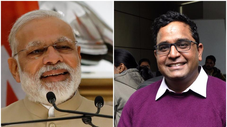 Narendra Modi,Time most influential people,Paytm