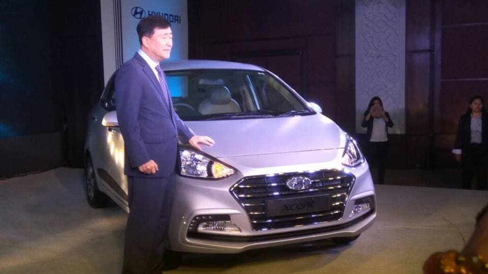 Hyundai Xcent launched,Hyundai Xcent,All new Xcent
