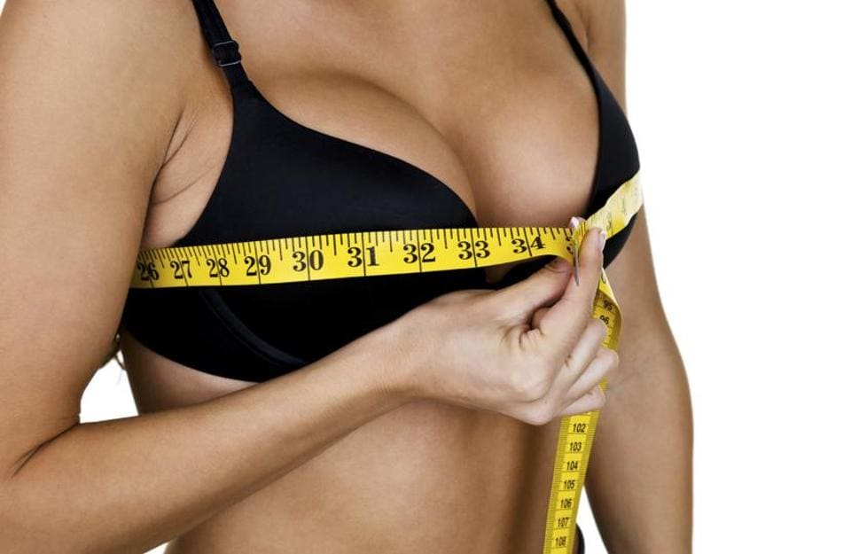 Men and women in both Europe and the US think that a C cup is the perfect bust size.