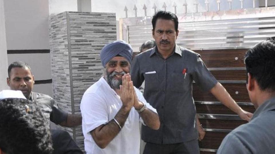 anadian defence minister Harjit Singh Sajjan,Vicky Goundar,anti-terror squad