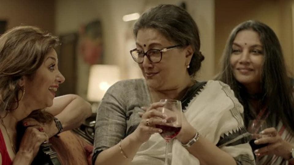 Astill from Aparna Sen's latest film, Sonata
