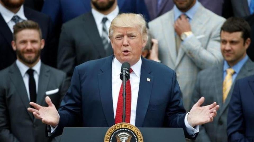 Donald Trump,Mike Pence,Asia