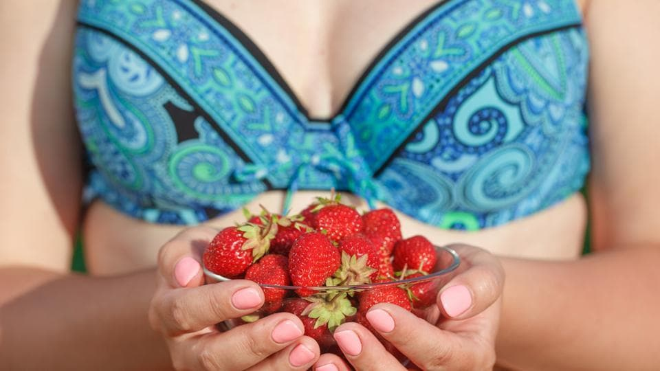 Strawberries,Breast Cancer,Health