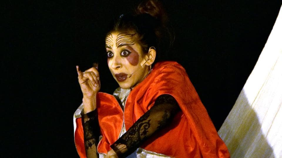 Elephant In The City was staged as part of the ongoing Summertime children's theatre festival at Prithvi Theatre in Juhu.
