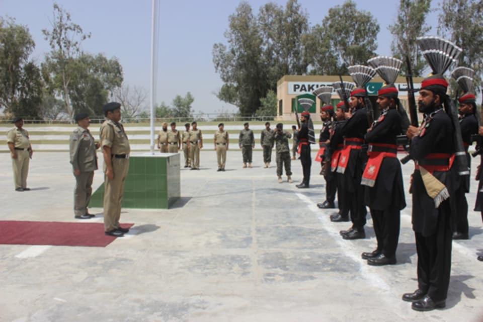 Sadiqi border