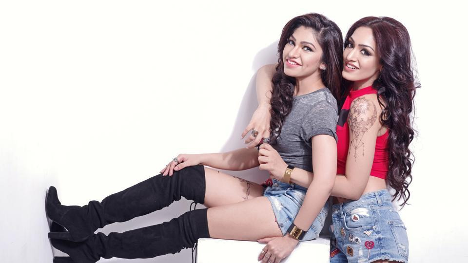 Tulsi Kumar has done the singing and Khushali Kumar conceptualised and acted in the video.