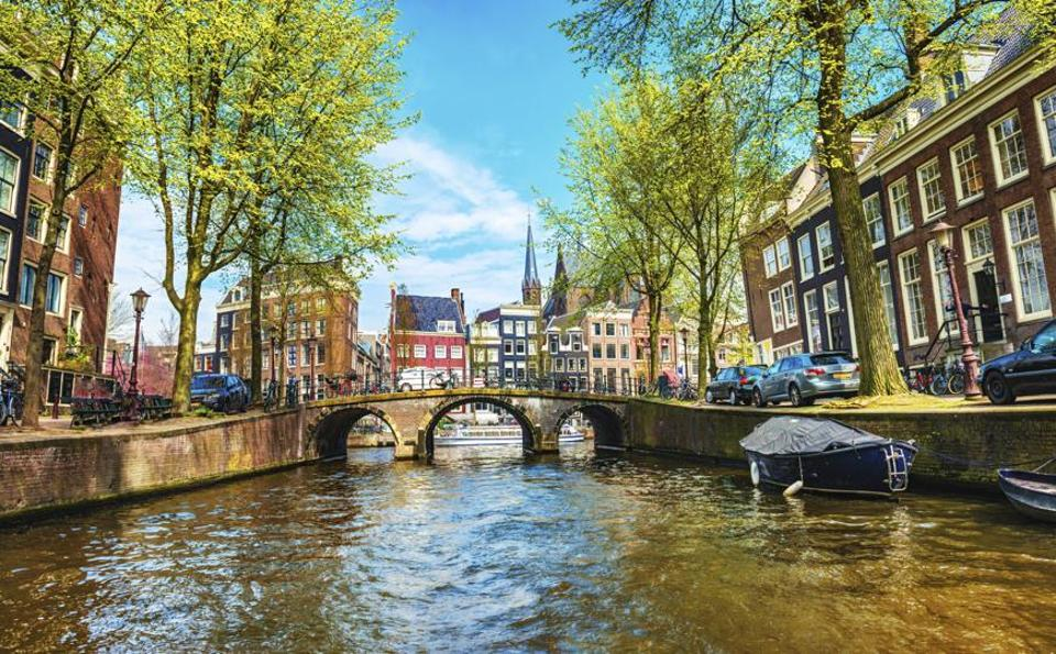Amsterdam is the city you should be visiting next.