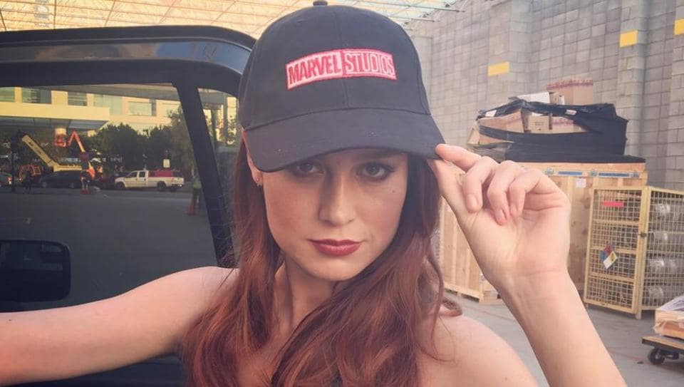 Captain Marvel,Brie Larson,Anna Fleck Ryan Boden