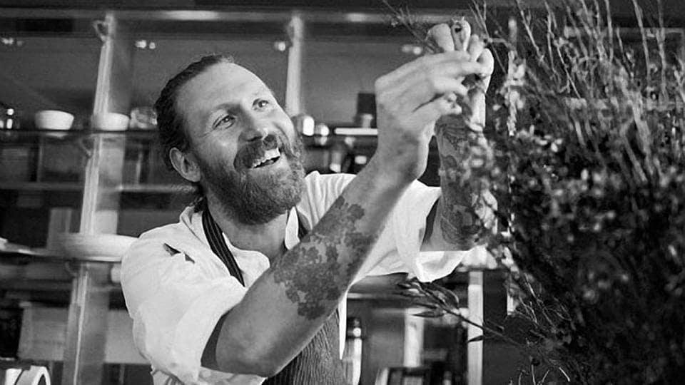 Scott Winegard,chef,vegan