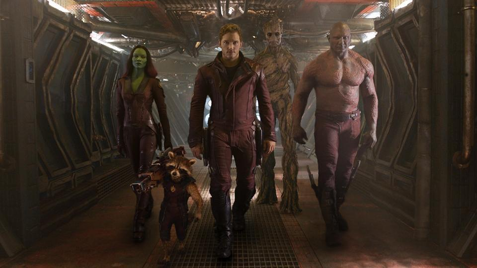 Guardians of the Galaxy Vol 2 is scheduled to release on May 5.