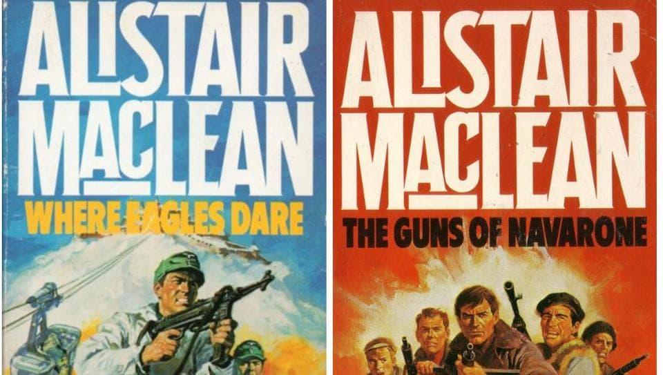 Alistair MacLean,Alistair MacLean Books,Where Eagles Dare
