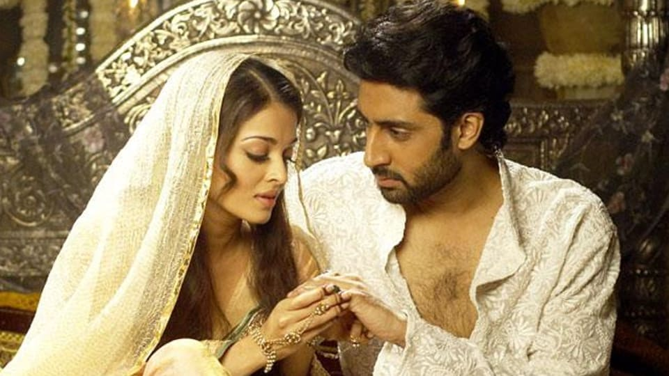Abhishek Bachchan and Aishwarya Rai Bachchan celebrate their tenth wedding anniversary on Thursday.