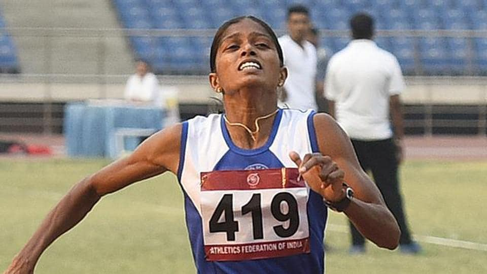 PT Usha has refused to let her wards Tintu Lukka (in pic) and Jisna Mathew participate in the world relay event in Bahamas.