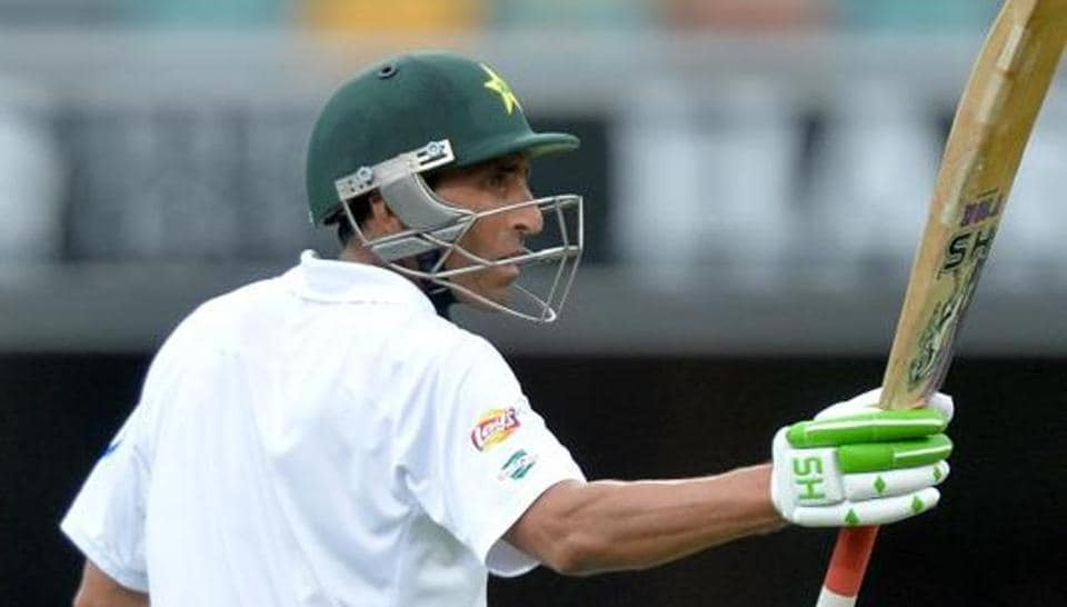 Younis Khan has scored 34 centuries, three double hundreds and on triple ton for Pakistan cricket team.