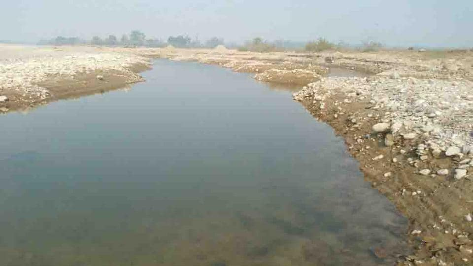 Illegal mining continues unabated in along Ganga river in Uttarakhand. Uttarakhand is one of the five states through which the 2,525 km-long Ganga flows.