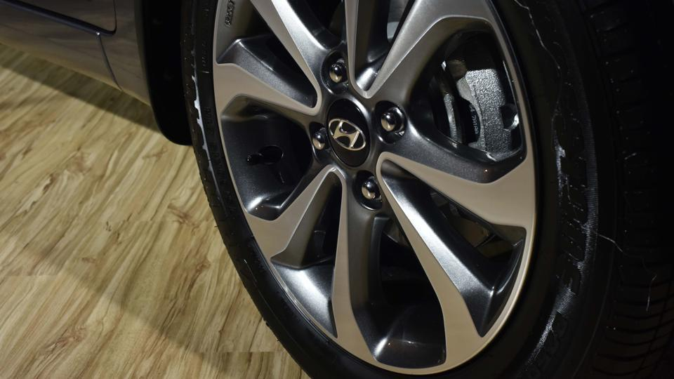 It also gets new diamond cut alloy wheels.  (Vipin Kumar / HT Photo )