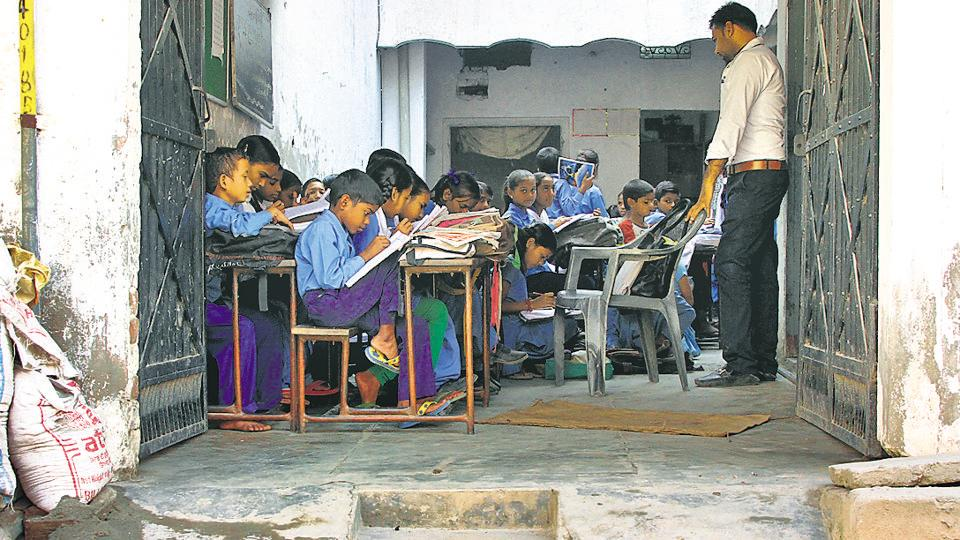As many as 10,187 government primary schools and 4,895 government upper primary schools are being run in the state with just a single teacher each.