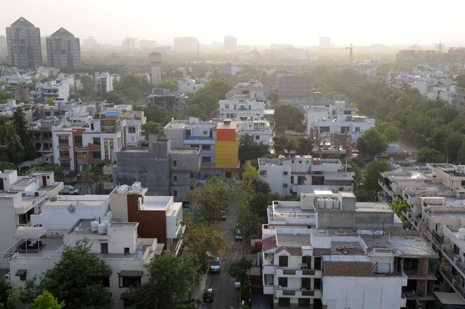 The MCG had earlier refused to take over Sushant Lok Phase 1, among other private colonies, for maintenance.