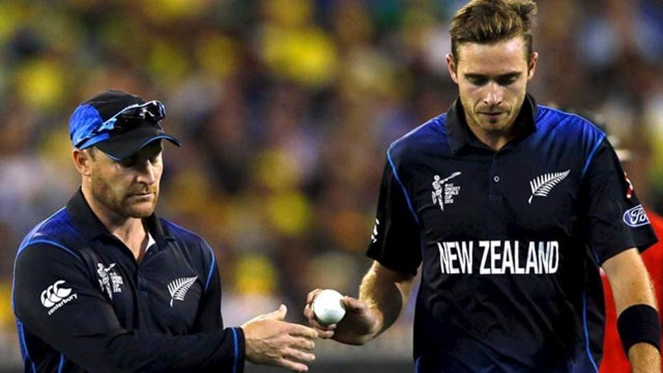 Tim Southee has taken 46 wickets at an average of 26.71 in 39 T20 internationals.