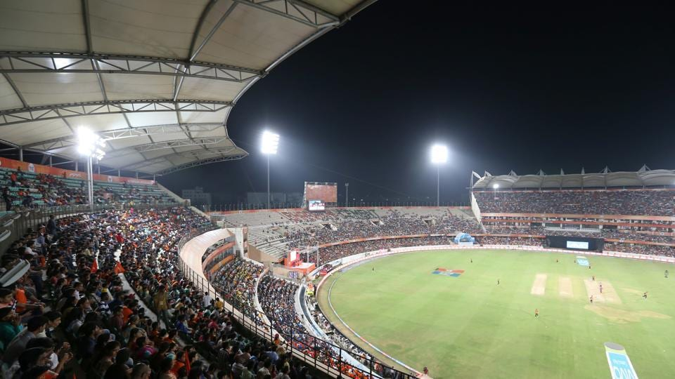 Sunrisers Hyderabad, who have four wins in six games, will now take on Rising Pune Supergiant on April 22.  (BCCI )