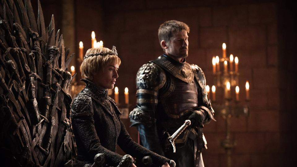 Jaime is forever by Cersei's side. Even if she murders an entire religion and her daughter-in-law.