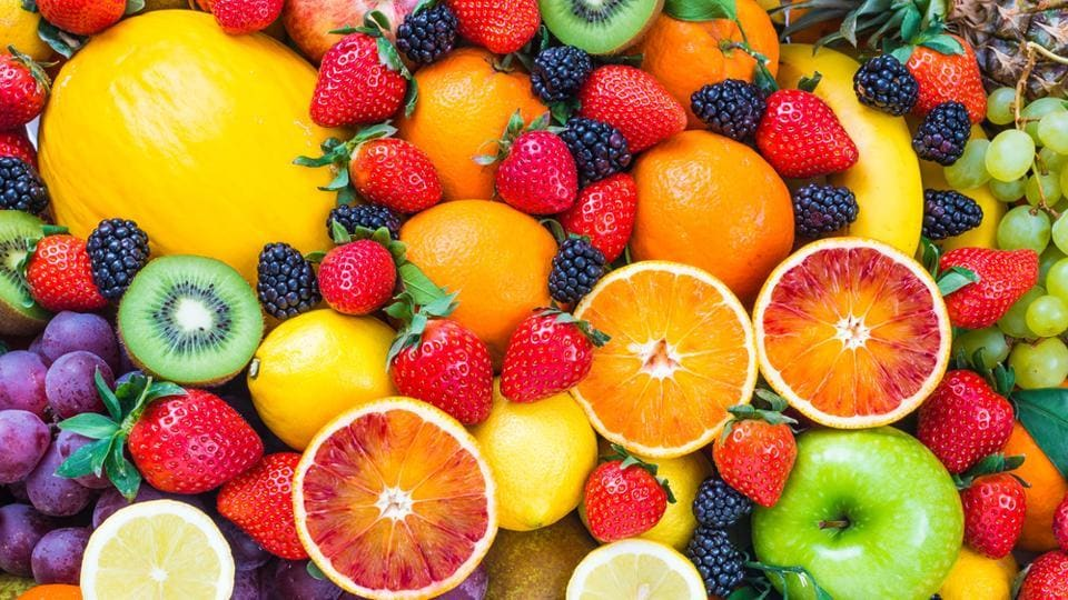 You should stock up on more fresh fruit should for the summer.