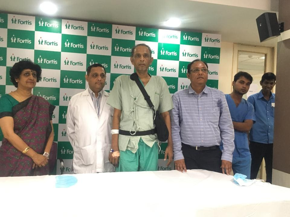 Mumbai news,Heart implant,Health