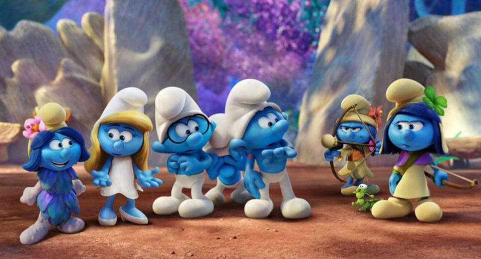 A bunch of friends help Smurfette find her true purpose. Along the way they run into strange creatures and have a number of adventures. You get the drift.