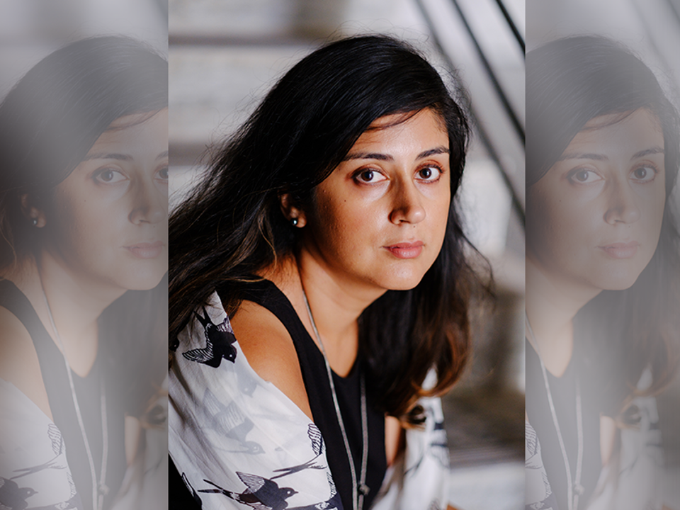 Singapore-based Balli Kaur Jaswal, who's also lived in Russia,Japan and Australia, says the immigrant narrative is central to her writings