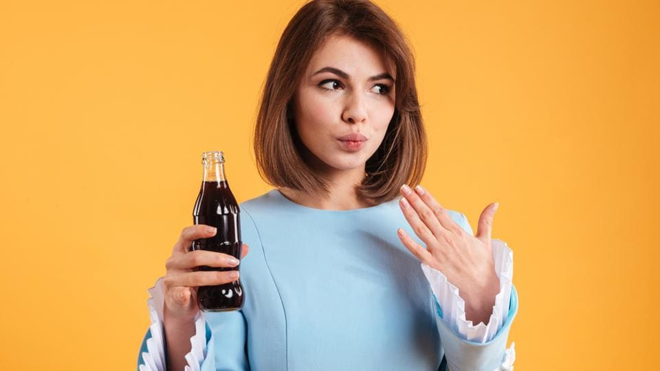 Don't fool yourself, diet soda is not safe.