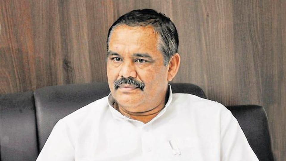 BJP state president Vijay Sampla