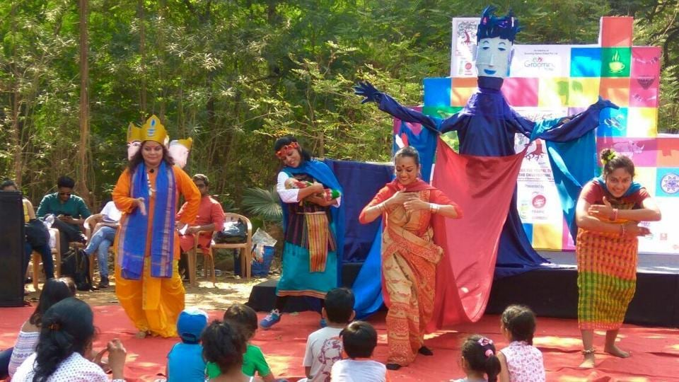 Scenes from the Opera of Puppets: The Mysterious River Brahmaputra