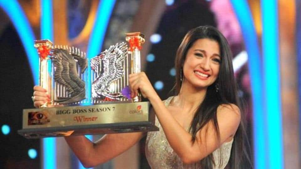 Gauahar Khan was the winner of Bigg Boss Season 7.