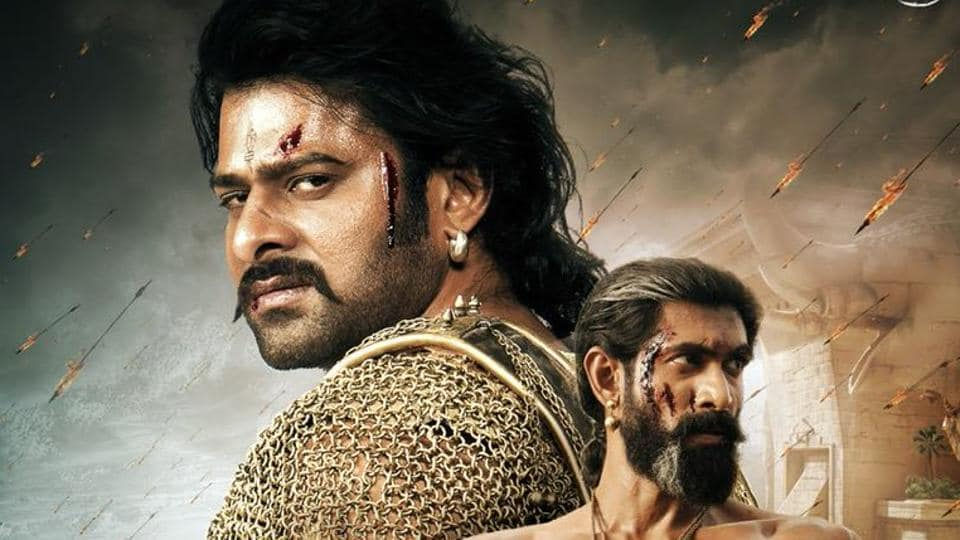 Wounded, battered and bruised, the arch rivals Amarendra and Bhallaladeva will clash to claim the throne of mythical kingdom of Mahishmati in this fantasy drama of epic dimensions. Does it hark back to Bhim/Arjun versus Duryodhan rivalry? Only Rajamouli can say...