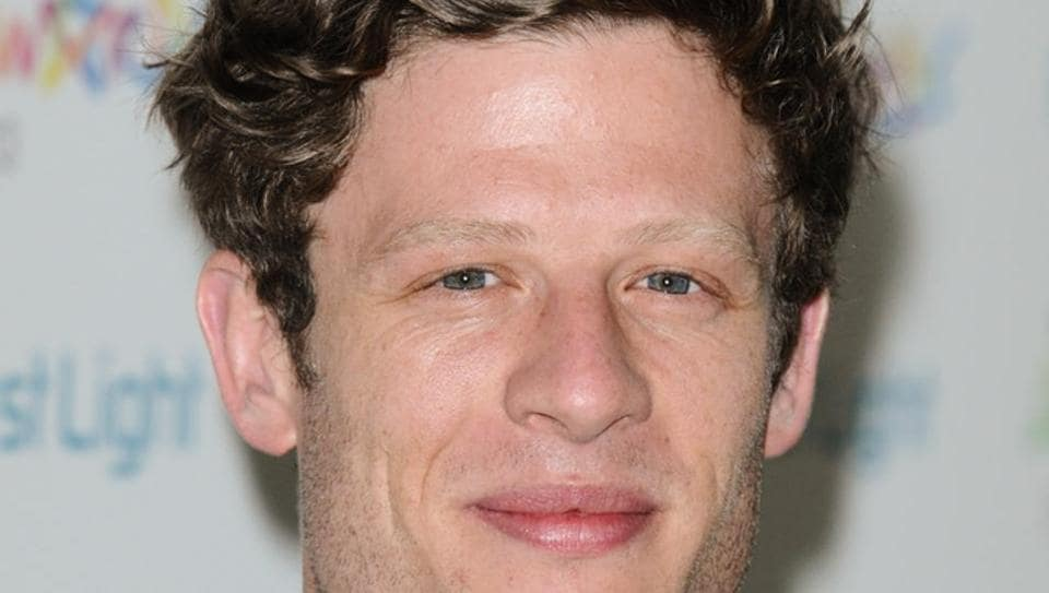 James Norton recently starred in BBC's adaptation of War and Peace.